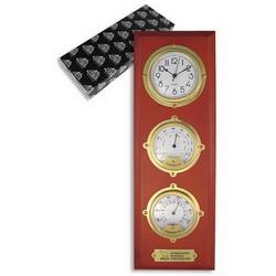 Часы - метеостанция