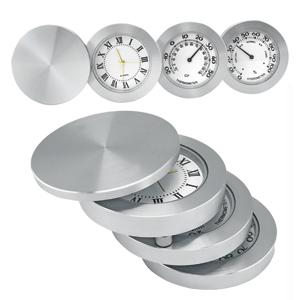 Часы складные с термометром и гигрометром