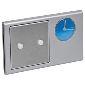 Часы кварцевые с фоторамкой