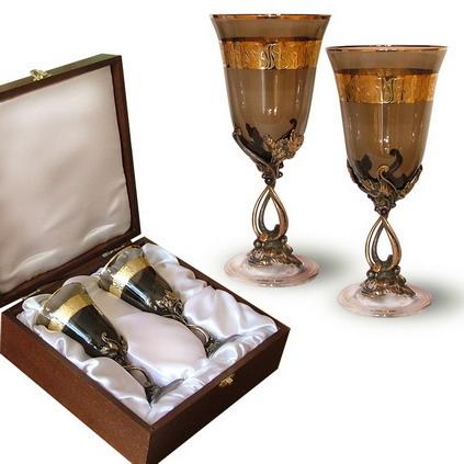 Наборы бокалов под вино