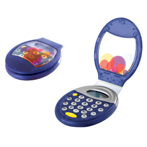 Калькулятор с плавающими элементами