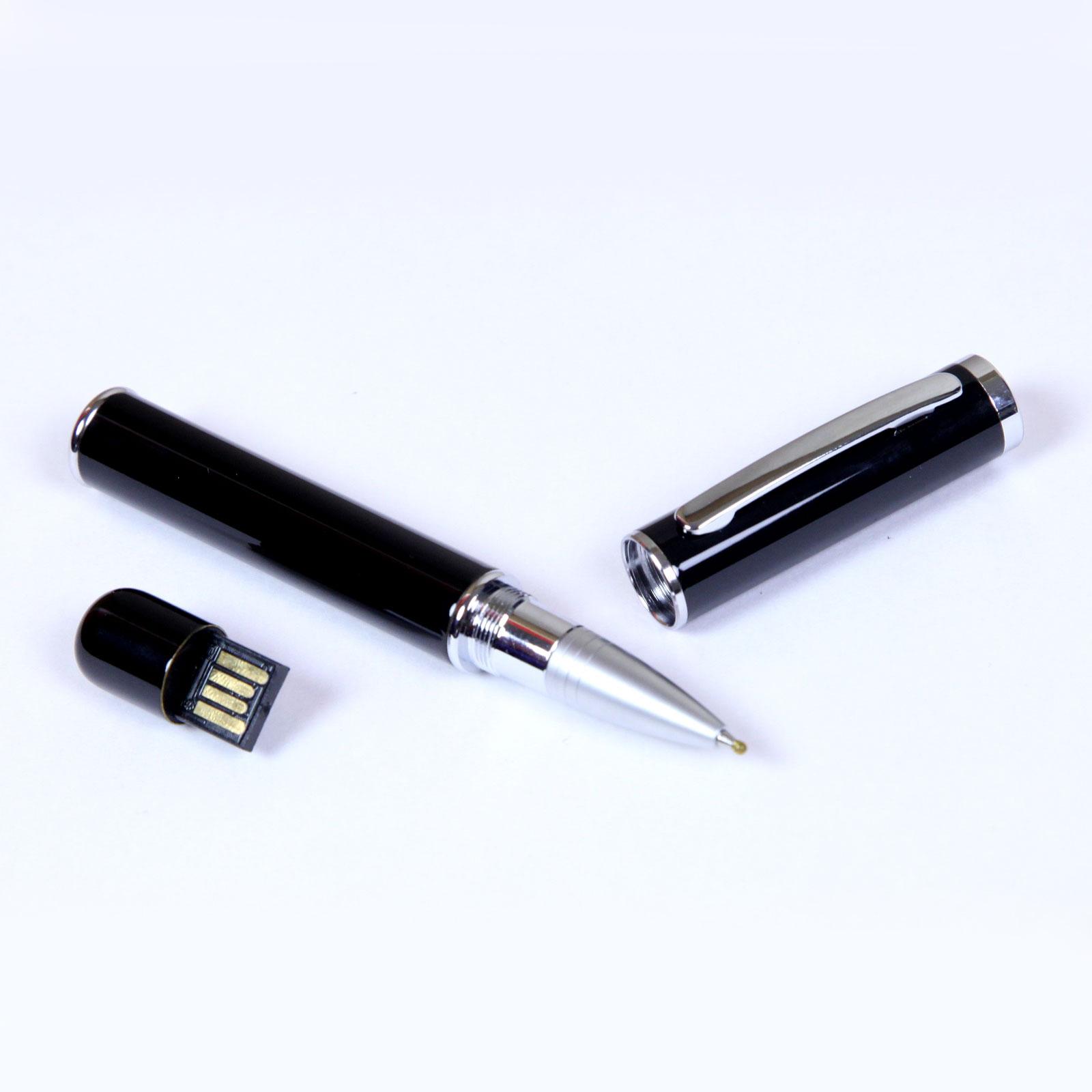 Флеш-накопитель в виде ручки с мини чипом