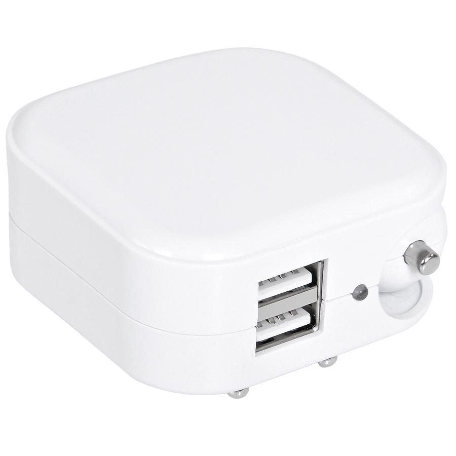 Адаптер с двумя USB-портами