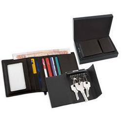 Набор: портмоне и ключница, в подарочной коробке