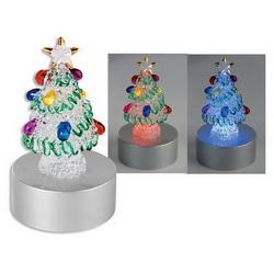 Новогодняя елка на подставке
