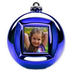 Украшение новогоднее - LCD-фоторамка