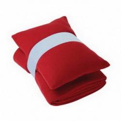 Плед с подушкой