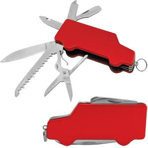 Нож-брелок многофункциональный