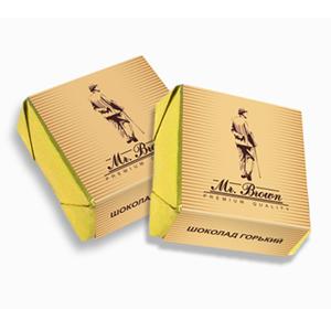 Шоколад с нанесением логотипа