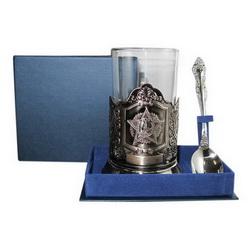 Набор чайный Звезда с гербом РФ