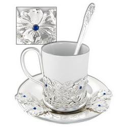 Кофейный набор Василек