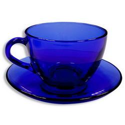 Чайная пара Ультрамарин