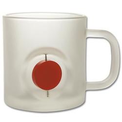 Кружка со вставкой под логотип