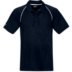 Рубашка-поло с рукавами реглан