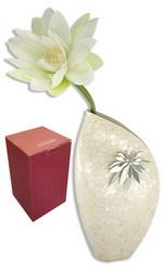 Ваза Ninfea с цветком лотоса