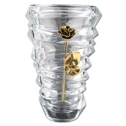Ваза Золотая роза