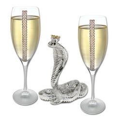 Набор для шампанского с сувениром