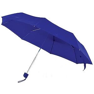 Зонт механический с пластиковой ручкой