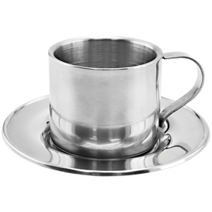 Кофейная пара металл 2