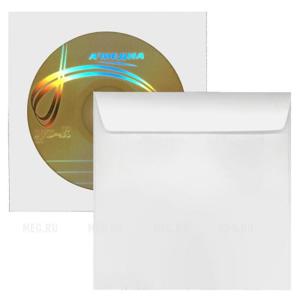 Упаковка для CD, DVD дисков