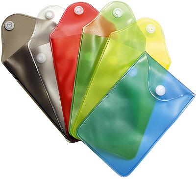 Упаковка - конвертик пластиковый